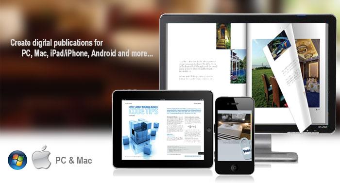 electronic brochure software